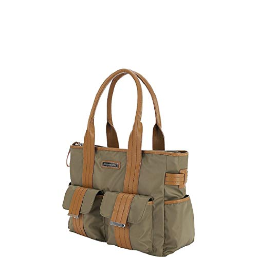 Perry Mackin - Zoey Diaper Tote (Olive)