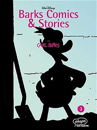 Barks Comics & Stories. Band 3.