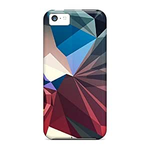 Top Quality Protection Abstract Batman Case Cover For Iphone 5c