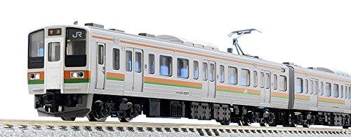 TOMIX Nゲージ 211 3000系近郊電車 高崎車両センター  6両編成 セット 6両 98646 鉄道模型 電車 B07C3P42LH