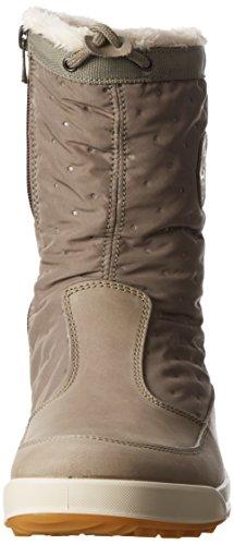 Lowa Valloire Gtx Mid, Zapatos de High Rise Senderismo para Mujer Gris (schilf)