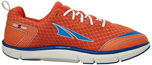 Altra Kjører Mens Instinkt 3 Løpesko Orange / Blå