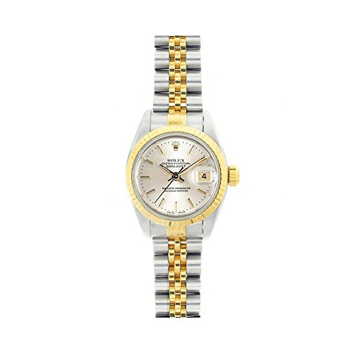 Rolex Datejust Swiss-Automatic Female Watch 69173 (Certified Pre-Owned) ()
