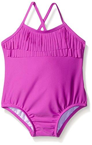 Carters Girls Piece Fringe Swimsuit