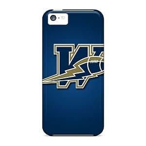 New Style Charming YaYa Winnipeg Blue Bombers Premium Tpu Cover Case For Iphone 5c