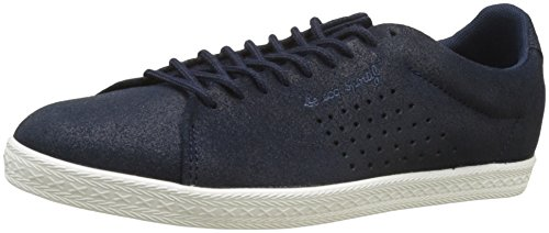 Charline Basses Suede Femme Sportif Metallic Coq Baskets Le xEIYRqwZ