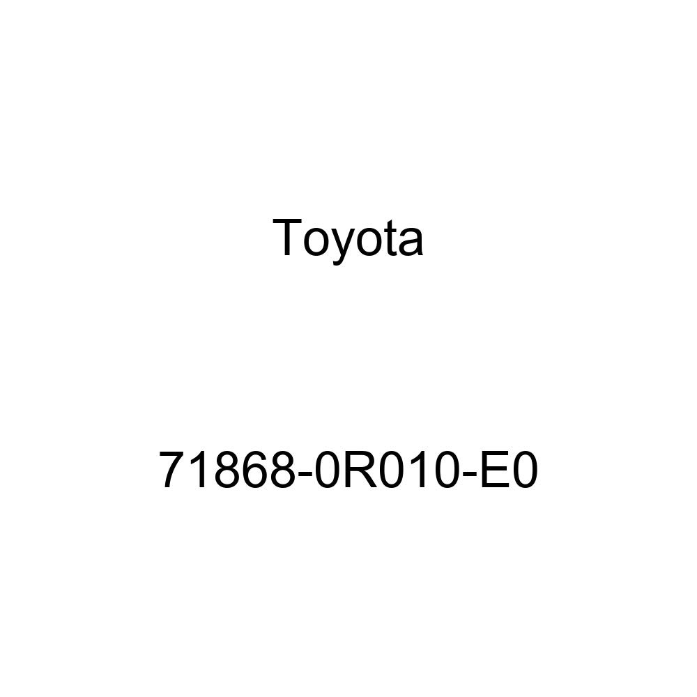 TOYOTA Genuine 71868-0R010-E0 Seat Cushion Shield