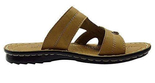 Sonic flip flop Hommes lanières de chaussures été sandale extérieure verte pantoufle casual
