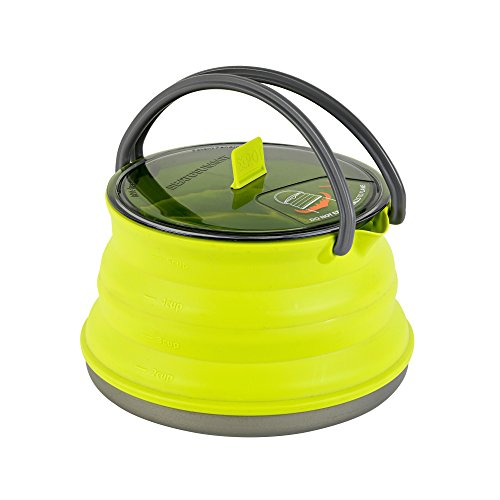 Sea to Summit 1.3L Camping X Pot/Kettle – Lime Green