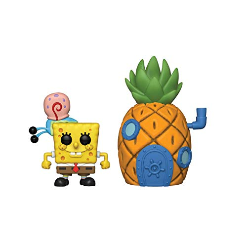 Pop! Vinilo Spongebob Squarepants S3 Spongebob w/ Pineapple