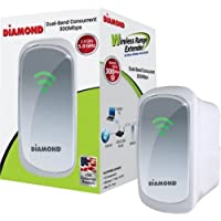 Diamond Wr600nsi Ieee 802.11N 300 Kbps Wireless Range Extender . Ism Band . Unii Band . 4 X Antenna(S) . 1 X Network (Rj. 45) Product Type: Wireless Devices/Wireless Access Points/Bridges