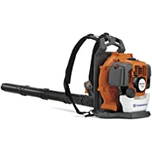 Husqvarna 130BT 29.5cc 2 Stroke 145 MPH Gas Powered Back Pack Blower With Tube Mounted Throttle