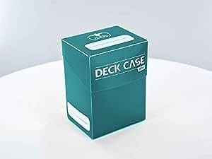 Ultimate Guard Deck Case 80+ Caja de Cartas Tamaño Estándar Gasolina Azul: Amazon.es: Juguetes y juegos
