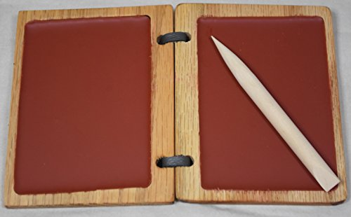 (Historic Wax Tablet for writing Medieval / Renaissance / Roman)