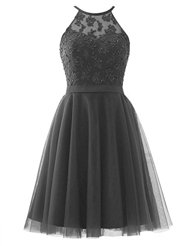 Gown Juniors gray Dress 2018 for Party Clearbridal Homecoming Short Prom Sd430 Xq8ORf