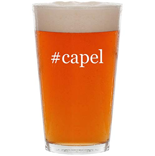 #capel - 16oz Hashtag All Purpose Pint Beer Glass