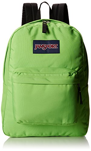 JanSport Unisex SuperBreak¿ Zap Green One Size from JanSport
