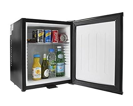 Minibar Als Kühlschrank Nutzen : Iceq 24 liter deluxe massiv tür schwarz minibar kühlschrank für