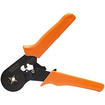 Signstek Crimper Plier Hsc8 6 4 Adjusting Ratcheting