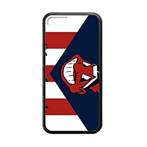 MEIMEI SFBFDGR-Store cleveland indians logo Phone case for ipod touch 5LINMM58281