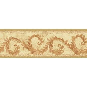 Sanitas Transitional Vine Wallpaper Border PG027193B