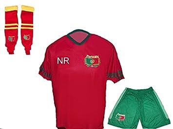 Spielfussballshop + - Camiseta de equipación de fútbol para hombre