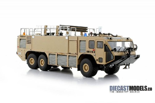 Oman - Oshkosh Striker 3000 ARFF Truck in 1:50 scale by TWH Collectibles