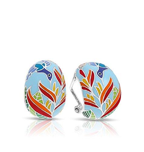 Belle Etoile: Hummingbird Sky Blue Earrings