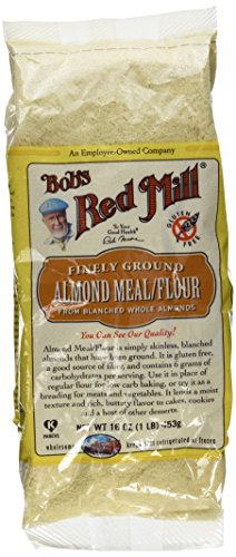 Gluten Free Almond Flour by Bob's Red Mill 16 oz packages (select quantity)