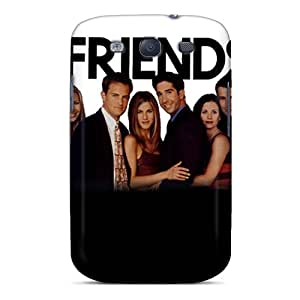 New Arrival Premium S3 Case Cover For Galaxy (friends)