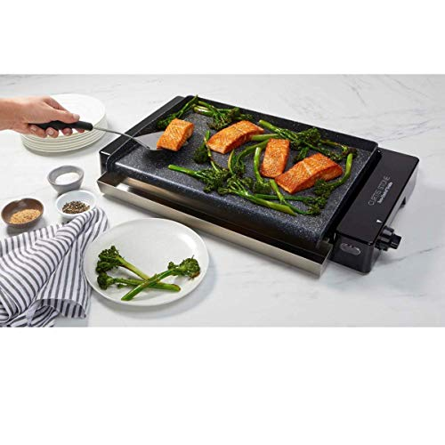 Curtis Stone Dura-Electric Nonstick Griddle Model 586-512 Renewed