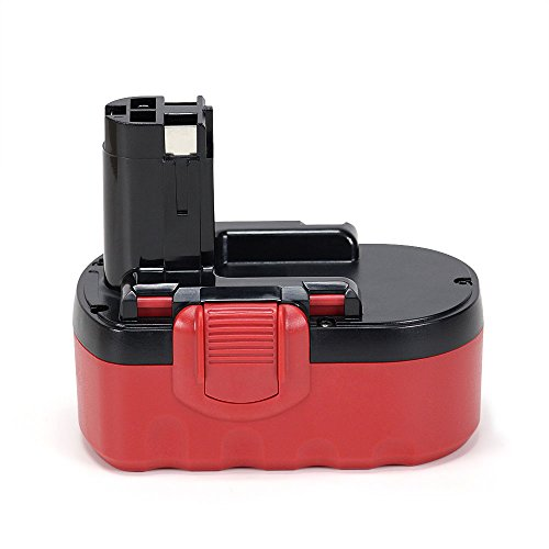 PowerGiant 18V NiCd 2.0Ah Replacement Battery for Bosch BAT181 BAT180 BAT025 BAT026 BAT160 BAT189 33618 3860K 52318 3453 ()