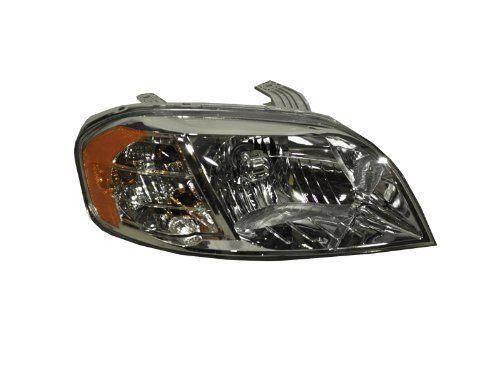 (Headlights Depot Replacement for Chevrolet Aveo Headlight OE Style Replacement Headlamp Right Passenger Side)