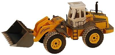 Hobby Engine Remote Control Wheeled Loader