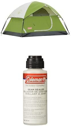 Coleman Sundome 2 Person Tent Review for Campers