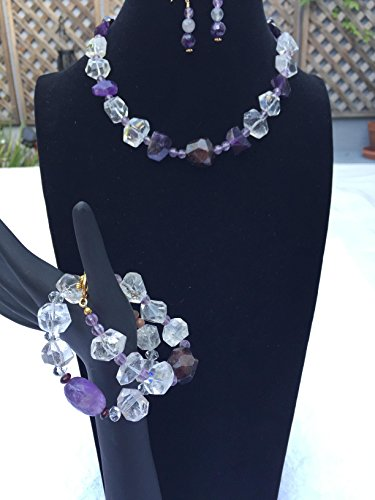 Quartz Ruby Necklace - 8