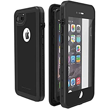 Amazon.com: OUNNE Funda impermeable para iPhone 7/8, carcasa ...