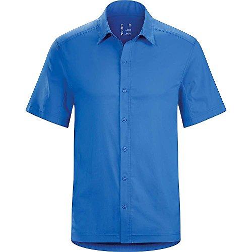Arcteryx Transept SS Shirt - Men's Deja Blue Small