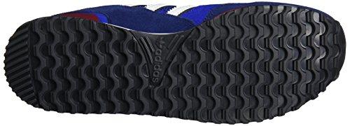 Blu Collegiate Uomo Corsa da Whitedark 750 adidas Scarpe ZX Blue Royalftwr fqBcxp