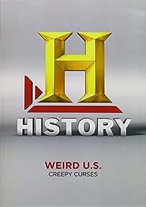Weird U.s: Creepy Curses Dvd