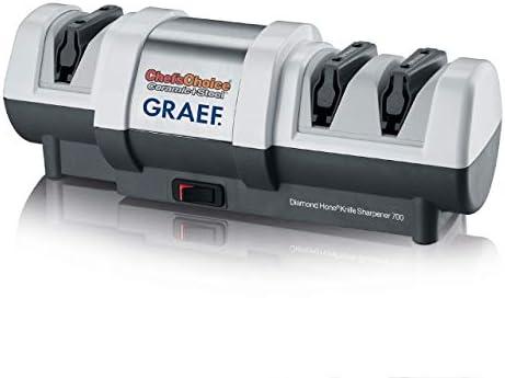 Graef profesional, eléctrica Diamante - Afilador CC 250 para ...