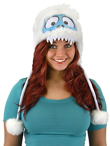Bumble Hoodie Hat Costume Accessory (Abominable Snowman Costume)