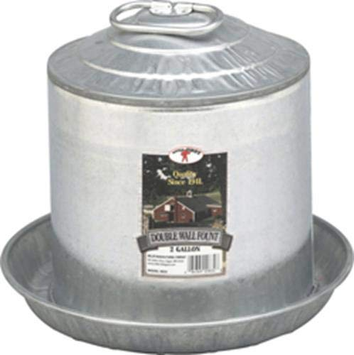 LITTLE GIANT Miller Manufacturing Double Wall Fount