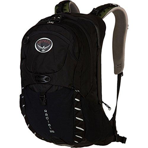 Osprey Packs Radial 26 Daypack (Spring 2016 Model), Black, Small/Medium