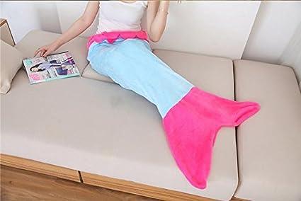 Saco de dormir bebe sleeping bag baby Dormir sirena de cola manta manta litera ...