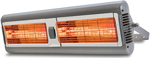 Solaria Electric Infrared Heater – Commercial-Grade, Indoor/Outdoor, 3000 Watt- 240 Volts Review