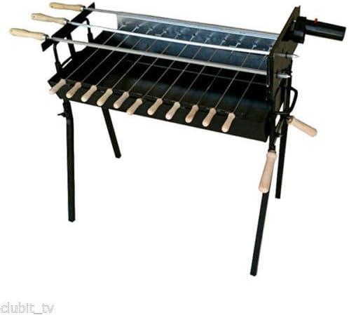 Barbecue Au Charbon De Bois De Chypre Foukou Mécanismes De