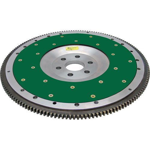 - Fidanza 186501 Flywheel-Aluminum PC F1 High Performance, Lightweight with Replaceable Friction Plate