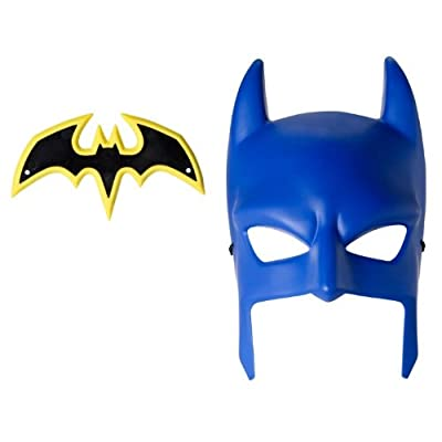 Batman Cowl and Batarang Role Playset: Toys & Games