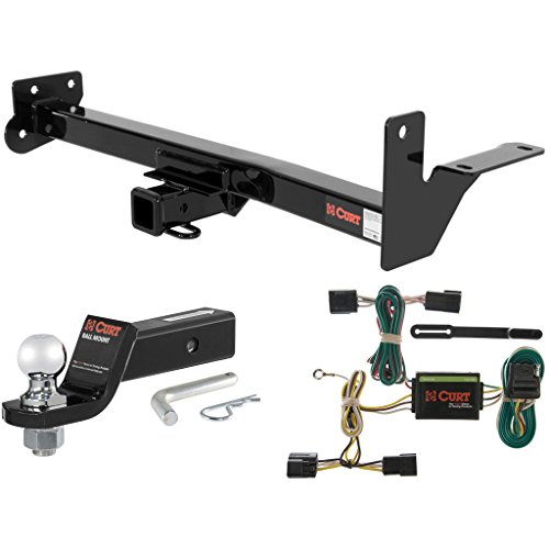 Honda Passport Hitch (CURT Class 3 Hitch Tow Package w/ 2